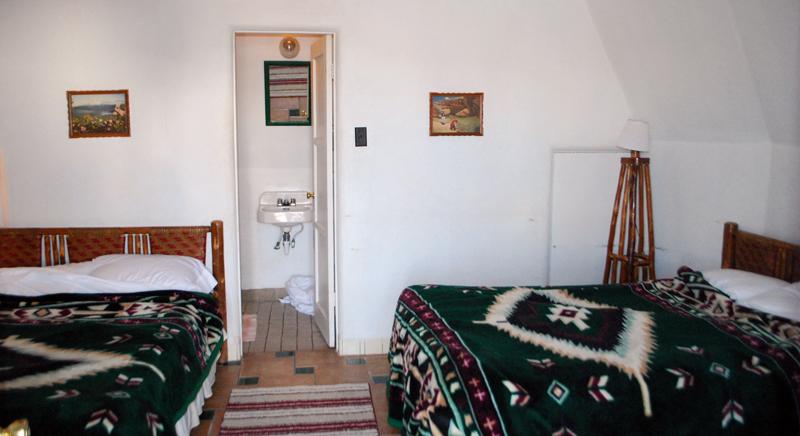 Binnenkant Wigwam Motel Holbrook