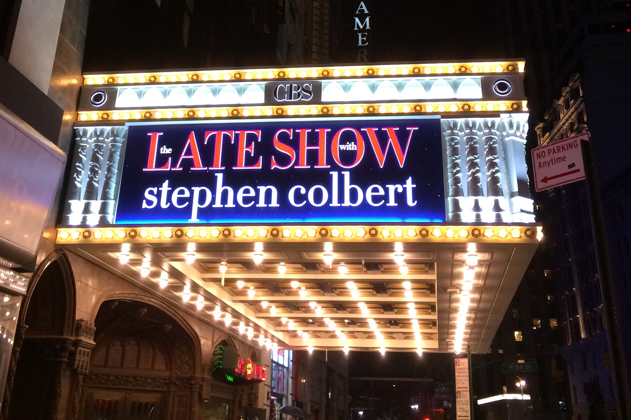 ed sullivan theatre new york
