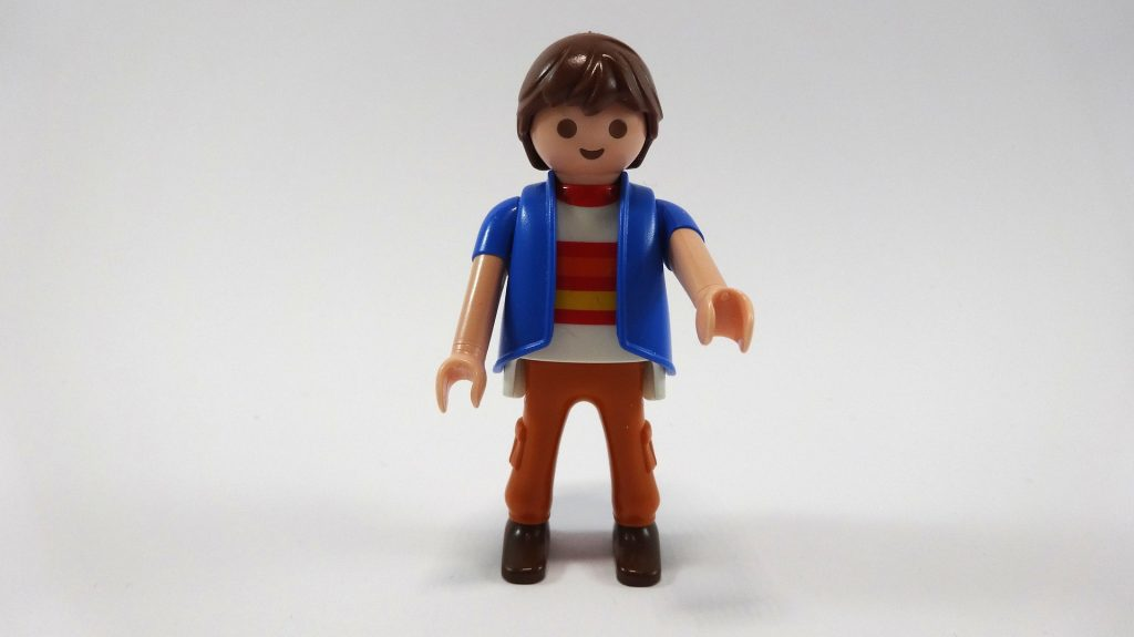 Twee derde van de Playmobil wordt gekocht door en voor jongens.